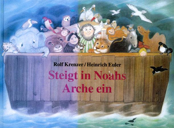 Titelbild Steig ein in Noahs Arche