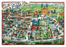 I love Fulda