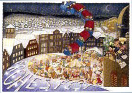 Weihnachtsgrüße aus Lauterbach