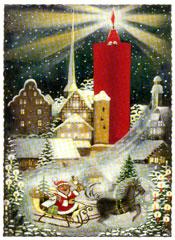 Weihnachtsgrüße aus Schlitz